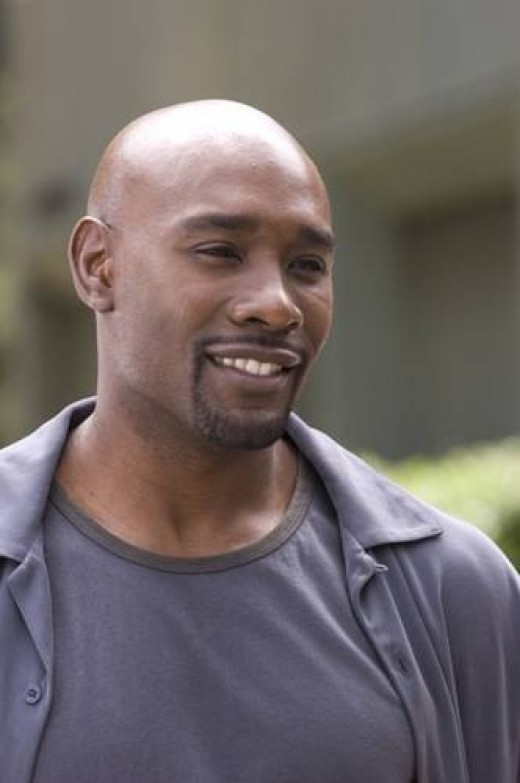 Morris Chestnut  Not Easily Broken movie