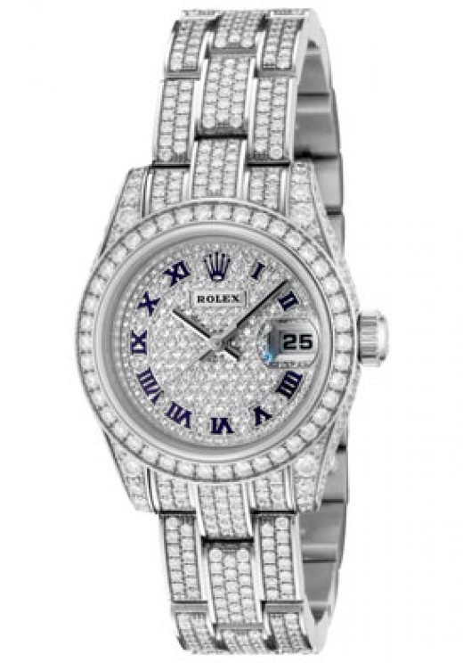 This watch, according to worldofwatches.com, is discounted $43,000 to the future owner. The discount is almost two Hondas!