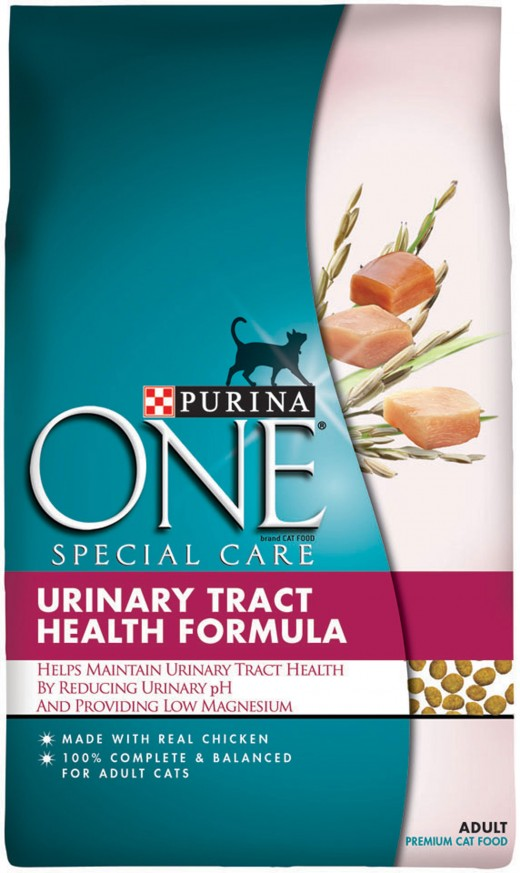 Urinary tract health formula for cats, is a good non-prescription alternative for cats that are afflicted with urinary tract and associated bladder conditons. It is available at groceries stores, such as...Walbaum's and King Kullen.