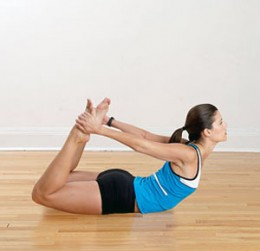 yoga poses for your menstrual cycle with pictures