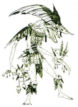 Argonian Healer Concept Art