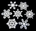 Winter Activities: Ways to Make Paper Snowflakes