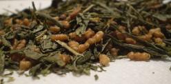"Japanese ""Popcorn"" Tea, aka Genmaicha"