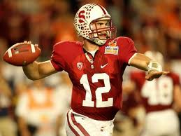 QB Andrew Luck (Stanford)