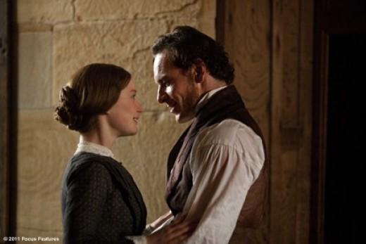 "Wasikowska and Fassbender danced around their feelings in ""Jane Eyre."""