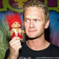 "Neil Patrick Harris , ""I needed the money but I'm more of a gonk fan to be honest."""