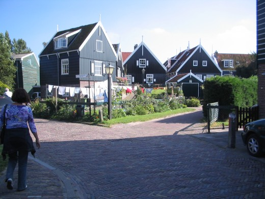 In the Netherlands