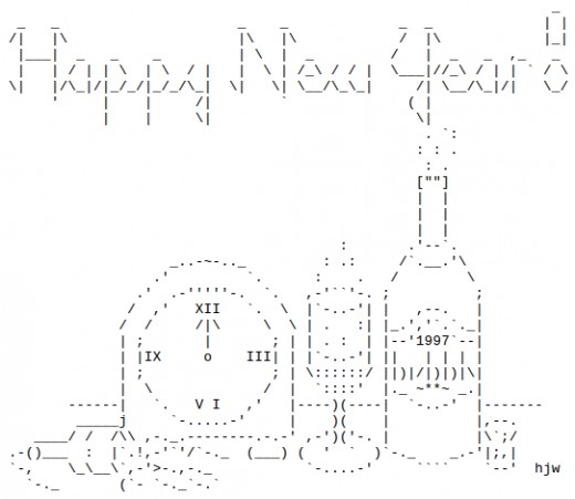 Happy Birthday Ascii Art New Review Ebooks New Year