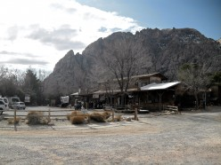 Bonnie Springs Ranch Near Red Rock Nevada