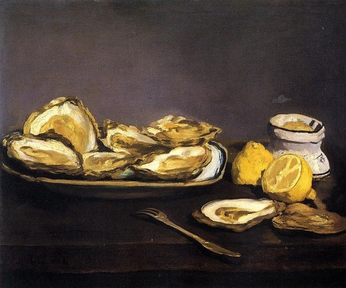 Oysters, 1862, National Gallery of Art