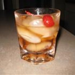 New Old Fashioned Highball