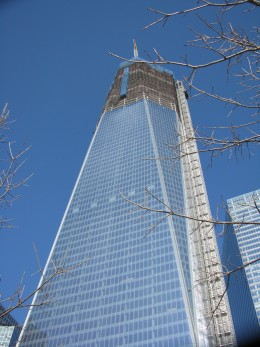 One World Trade Center, another view