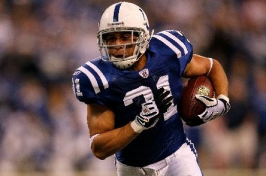 Donald Brown has a huge game and helps the Colts get their first victory