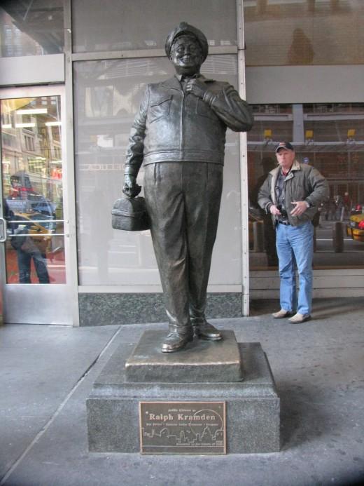 Our beloved Ralph Kramden.