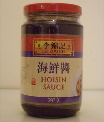 Hoisin sauce (any brand will work well).