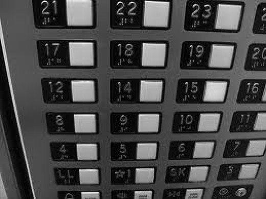 Superstitions about the unlucky number thirteen for 13th floor superstition history