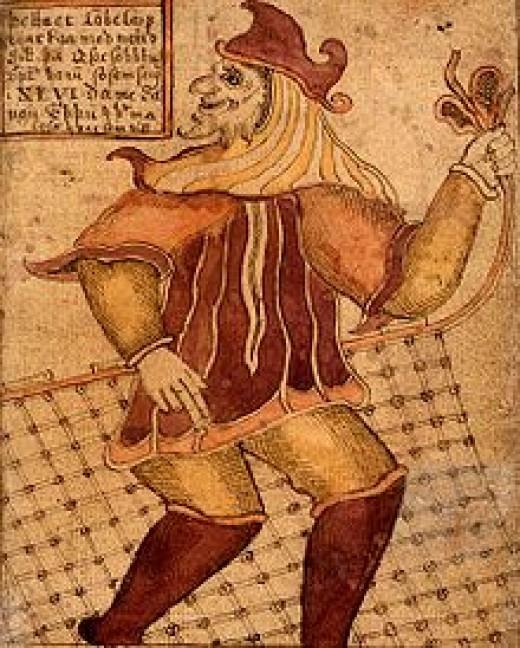 Loki, Norse God
