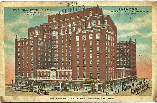 THE NICOLLET HOTEL, MINNEAPOLIS, MINN