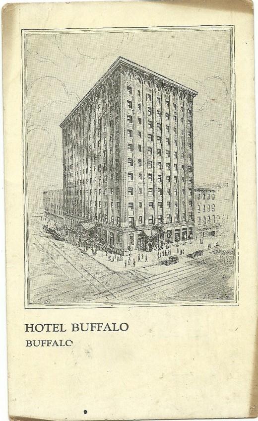HOTEL BUFFALO, N.Y.