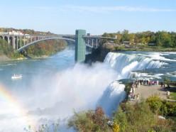 Visiting Niagara Falls in New York and Ontario
