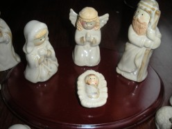 Nativity Scenes - A Photo Collection of Manger Scenes