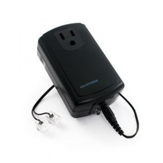 Smarthome 2411T IRLinc Transmitter - INSTEON to IR Converter | image credit: Smarthome