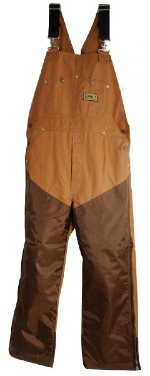 Dan's pants