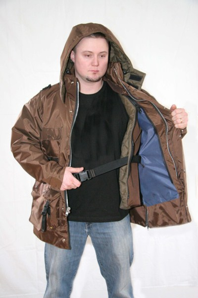 Coon Hunters Deluxe Coat