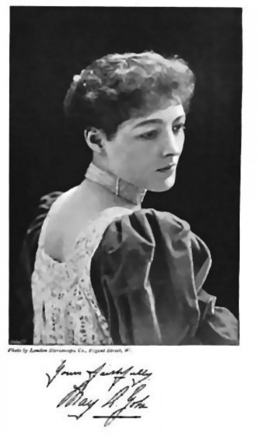 The Actress May Yohe