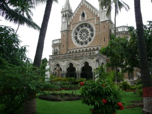 3) University of Mumbai - 1857
