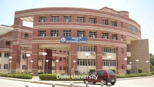 18) University of Delhi - 1922