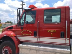 South East Bexar County Awareness: SOUTH BEXAR FIRE & RESCUE LOST ONE OF ITS OWN