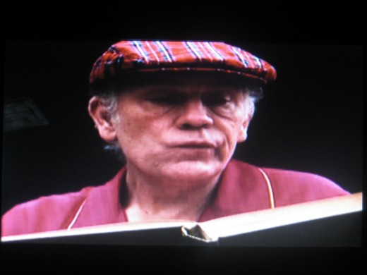 """John Malkovich as Mr. Lucien Laurin (Photo by Travel Man from the movie """"Secretariat"""")"""