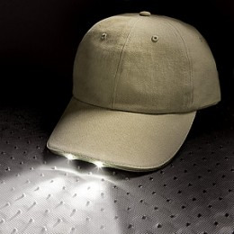 LED Caps - great for carpenters, construction, EMT - Emergency Medical Technicians, Public Works, Fire and Safety, and DIY