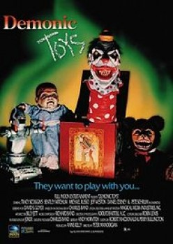 """Demonic Toys"" (1992) Review"