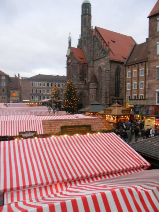 Christmas in Nurnberg