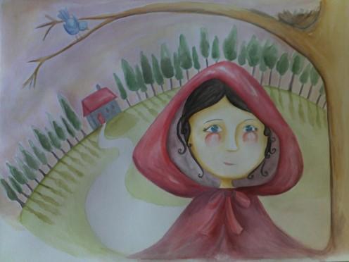 'Through The Woods' by R. Harriott