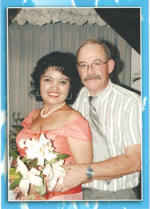 Greg and Jenny Wedding