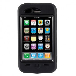 Put On and Remove OtterBox Defender for iPhone 3G / 3GS