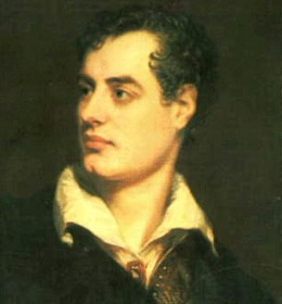 Wild horses: Lord Byron the poet