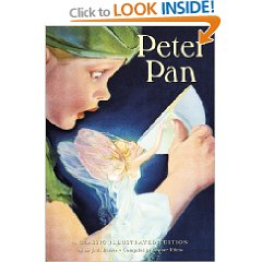Peter Pan Illustrated Edition