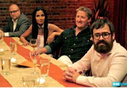 John Currance, Padma, Tim Love, and Jon Shook