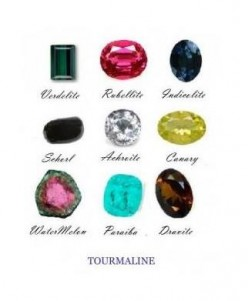 Tourmaline - The Rainbow Gemstone