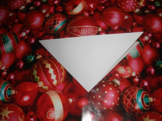 Step 4: How To Make Paper Snowflakes