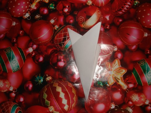 Step 6: How To Make Paper Snowflakes