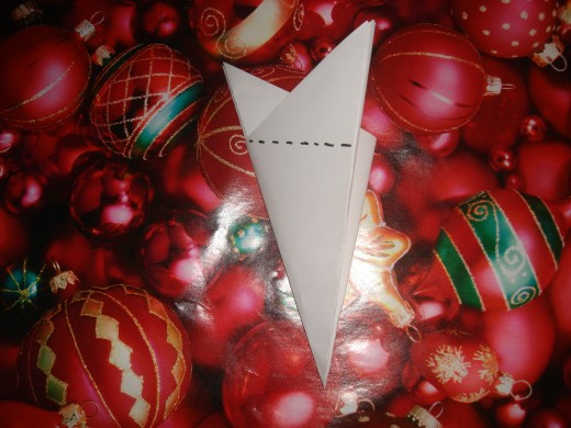 Step 7: How To Make Paper Snowflakes