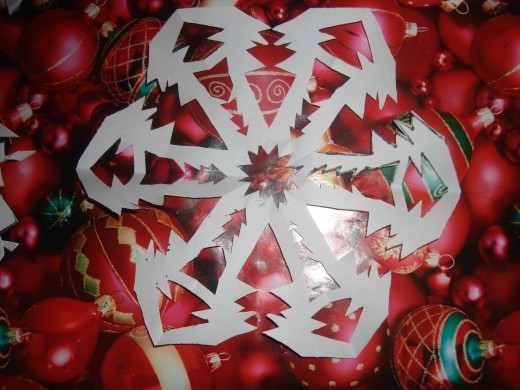 Step 10: How To Make Paper Snowflakes