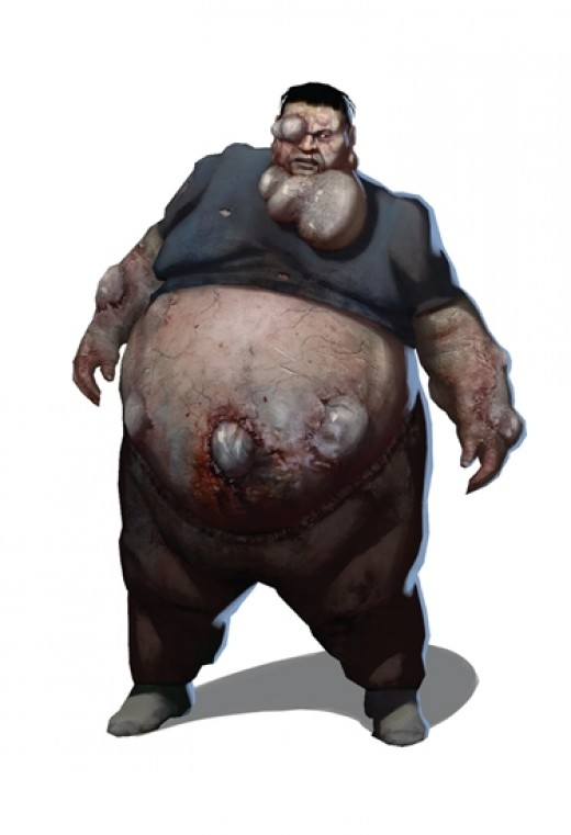 A variant of Bloater