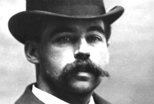 The charismatic and dangerous H. H. Holmes