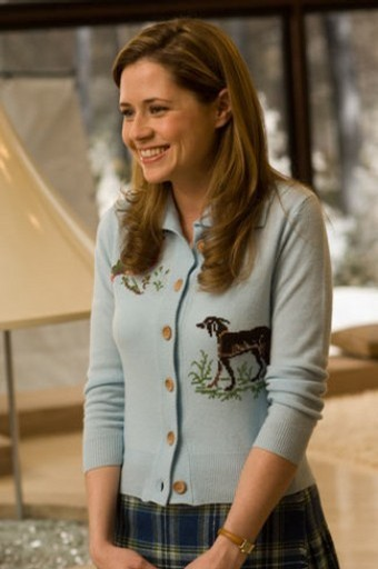 Katie Van Waldenberg, the nice one in the family who falls in love with Jimmy